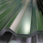 Box Profile Sheeting